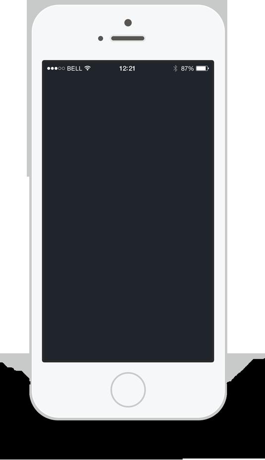 iphone Slider