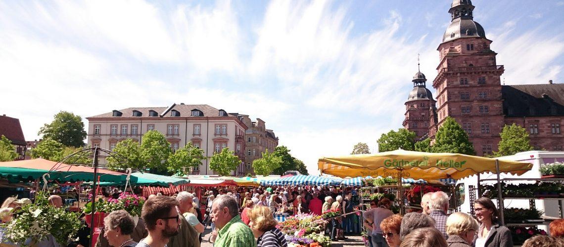 3. Marktfest am 14. April 2018